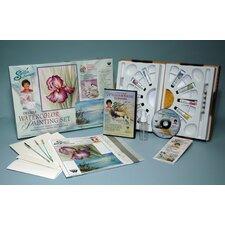 SCHEEWE DELUXE WATERCOLOR SET WITH DVD