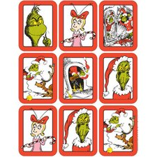 Dr. Seuss The Grinch Giant Sticker