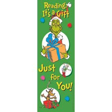 Dr. Seuss The Grinch Bookmark (Set of 2)