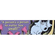 Banner Horton Person A Person Poster