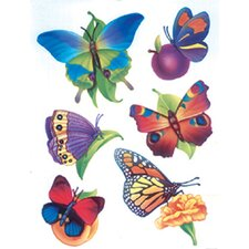 Butterflies Window Cling