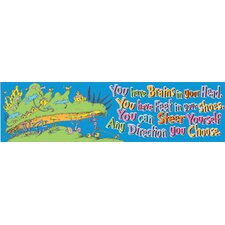 Seuss - Oh The Places Youll Go Poster (Set of 2)