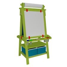 Deluxe Learn and Play Art Center Easel