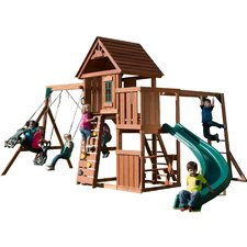 Cedar Brook Swing Set