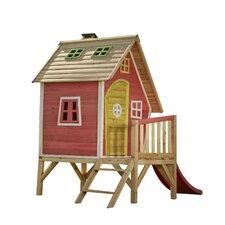 Hide-N-Slide Playhouse