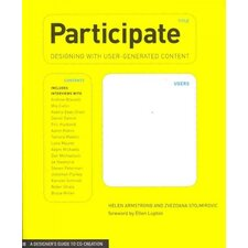 Participate; Designing With User-Generated Content