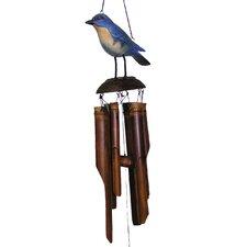 Eastern Bluebird Wind Chime