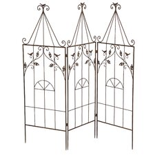 Bird Cage Trellis with with 3 Panel Folding
