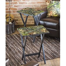 Mossy Oak Foldable TV Tray (Set of 2)