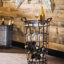 7 Bottles Wine Bar Basket