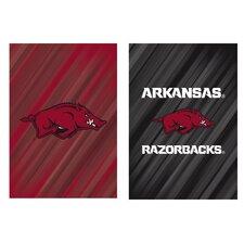 University of Arkansas 2-Sided Traditional Flag