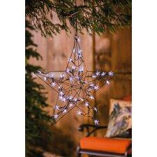 Star of Bethlehem Hanging Solar Decor