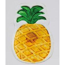 Glass Pineapple Charm