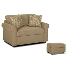 Brigthon  Dreamquest Sleeper Loveseat