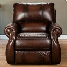 Hawthorne Leather Power Recliner
