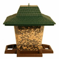 Wild Seed Lantern Hopper Bird Feeder