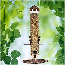 Festival Tube Bird Feeder