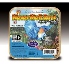 Insect Never Melt Suet Cake (Set of 12)