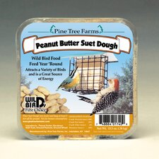 Peanut Butter Suet Dough Bird Food