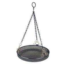 Hanging Bird Feeder Tray