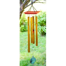 Medium Turquoise Wind Chime