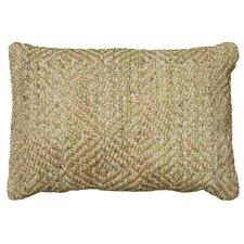 Coastal Natural Fiber Accent Throw Pillow