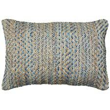 Coastal Natural Fiber Accent Lumbar Pillow