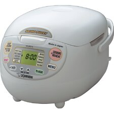 Neuro Fuzzy Rice Cooker and Warmer