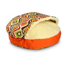Luxury Pool Patio Cozy Cave Mesa Sidewalls Pet Bed