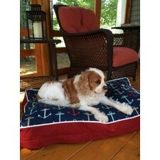 Pool and Patio Anchors Dog Bed