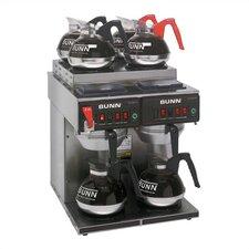 CWTF 4/2 Automatic Twin Coffee Maker