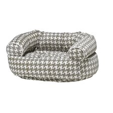 Double-Donut Dog Bed
