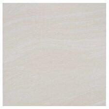 """Onda 13"""" x 13"""" Porcelain Floor and Wall Tile in Beige"""