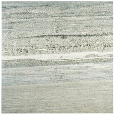 """Kata 17.5"""" x 17.5"""" Ceramic Floor and Wall Tile in Gray"""