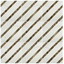 "Armano 12"" x 12"" Ceramic Field Tile in Colonial"