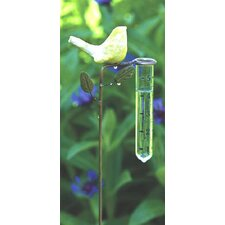 Ceramic Bird Rain Gauge (Set of 4)