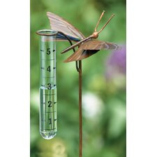 Butterfly Rain Gauge (Set of 4)