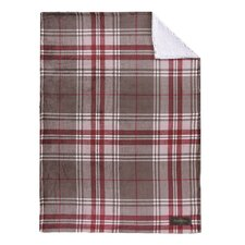 Remington Supreme Velvet Plaid Comforter