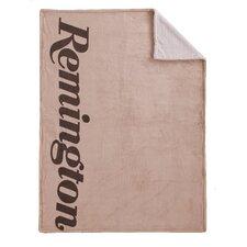 Remington Bottom Dyed Throw Blanket
