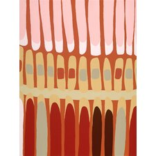 Fire Island 3 Giclee Painting Print on Wrapped Canvas