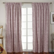 Brush Fire Resistant Curtain Panels (Set of 2)