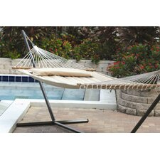 Monte Carlo Premium Poly Two Person Fabric Quilted Hammock