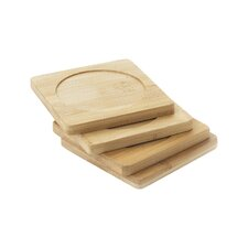 Bamboo Coaster (Set of 4)