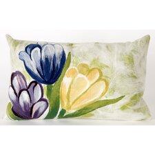 Tulips Indoor/Outdoor Throw Pillow