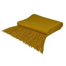 Signature Waterwave Cashmere/Wool Throw Blanket