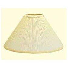 """21"""" Mushroom Pleat Empire Lamp Shade"""