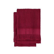 Ribbed Hand Towel (Set of 2)