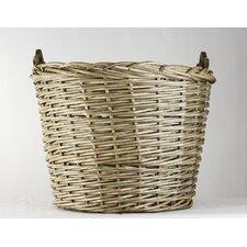 XXL French Market Round Basket