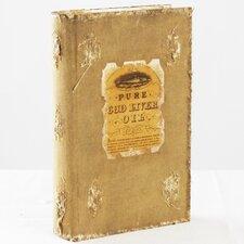 Livre Small Wooden Box