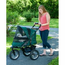 No-Zip Jogger Pet Stroller